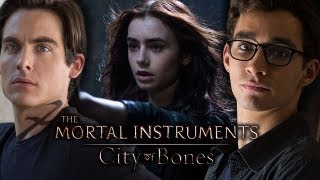 The Mortal Instruments: Character Breakdown Featuring Lily Collins, Kevin Zegers, & Robert Sheehan