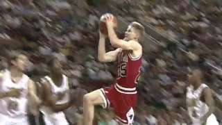 Steve Kerr 1995-96 Highlights with the Chicago Bulls - Video Youtube