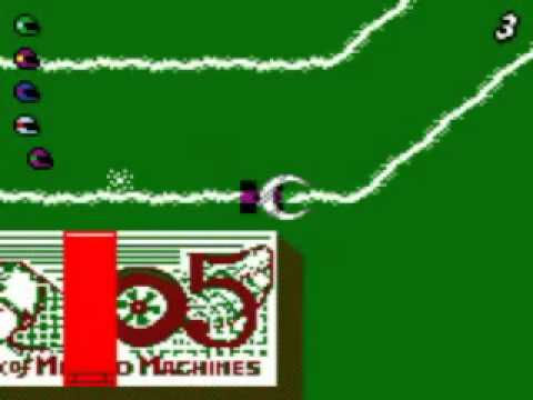 micro machines game boy color