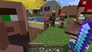 How to trade faster with Villagers - Minecraft