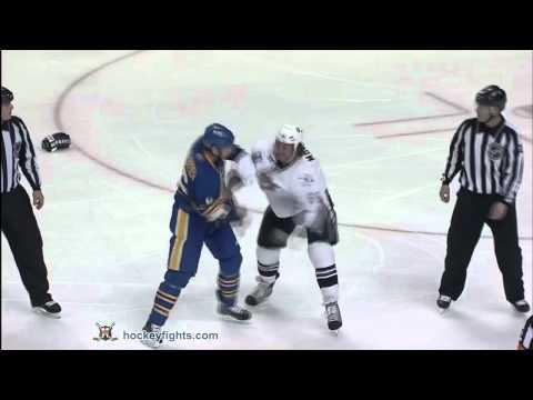 Mike Weber vs. Ryan Malone