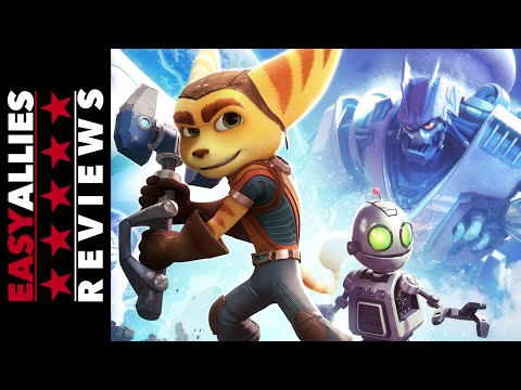 Ratchet & Clank - Easy Allies Review - YouTube video thumbnail