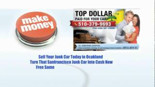 Oakland Junk Car Buyer | Junk A Car