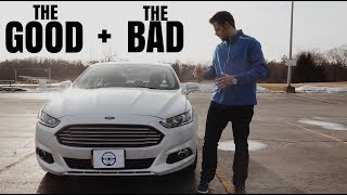 Ford Fusion 2012 - 2020