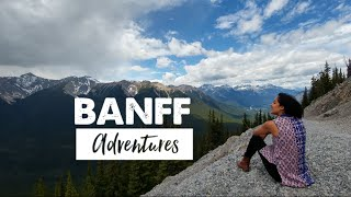 ADVENTURES IN BANFF | Summer Canada Travel Guide 01