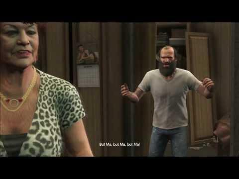 Mrs. Philips: Trevor's Mother [GTA V]