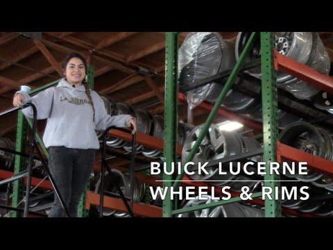 Factory Original Buick Lucerne Wheels & Buick Lucerne Rims – OriginalWheels.com