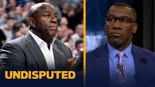 Shannon Sharpe: Magic deserves a lot of the blame for LeBron & Lakers' season   NBA   UNDISPUTED