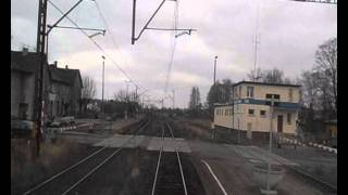 preview picture of video 'Cabview EN57: [D29:151] Racibórz - Nędza'