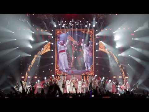 Taylor Swift RED Tour Nashville Week