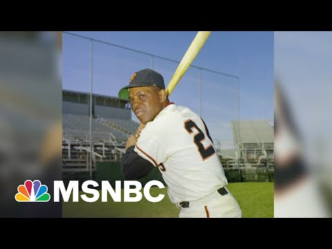 'You Wanted To Be Just Like Him': MLB's Oldest Living Hall Of Famer Turns 90 | Morning Joe | MSNBC