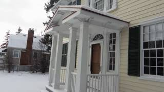 lynde house heritage museum whitby ontario canada