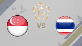 [01.04.2017]  Singapore vs Thailand B [The Intercontinentals 2017]