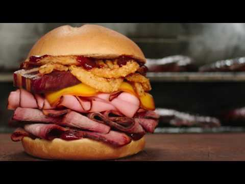 Arby's Commercial (2017) (Television Commercial)