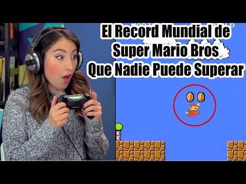 El Record Mundial de Super Mario Bros que Nadie Puede Superar