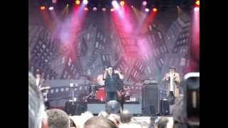 The Pogues - The sunnyside of the street (Live Hamburg Stadtpark 2010)