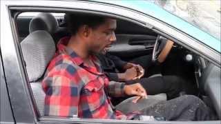 HOW ATLANTA NIGGAS GET COMFORTABLE IN A CAR