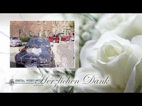 Hochzeits Danksagung mal anders - Digital Video Wolf