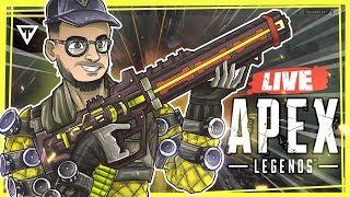 APEX LEGENDS w/ MY GIRLFRIEND! (Apex Legends LIVE Gameplay)