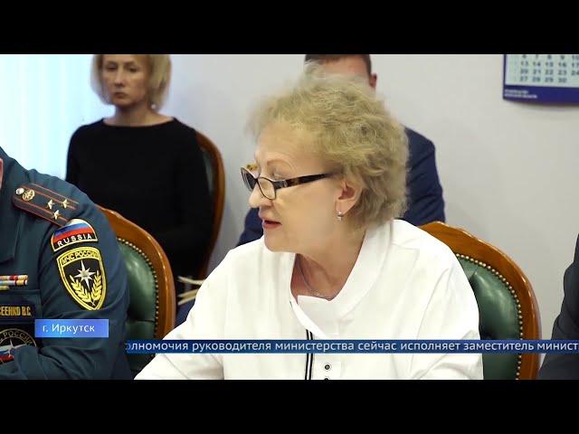 Министр здравоохранения Иркутской области Наталья Ледяева ушла в отставку