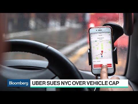 Uber Pushes Back Against New York City