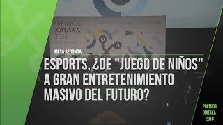 Mesa redonda sobre los eSports: de juego de niños a competición profesional