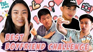 TSL Plays: Best Boyfriend Bootcamp @ The Bubble Tea Factory
