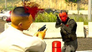 Sly Gameplay - GTA 5 Spec Ops Mike And Trevor