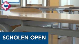 Scholengemeenschap maakt zich klaar om weer open te gaan - OMROEP WEST