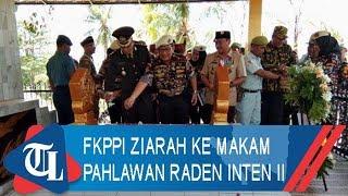 Ziarah ke Makam Pahlawan, FKPPI Lampung Ziarahi Makam Radin Inten II