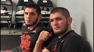 Российская школа самбо наводит шорох в UFC.Ислам Махачев (друг Хабиба Нурмагомедова).Это Школа Самбо