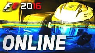 Trolleando F1 2016 online. DICE QUE SOY BUENO!! AY EL BICHOOO