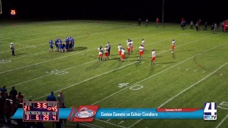 Caston Comet Football vs Culver