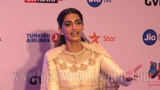 Sonam Kapoor  At Jio Mami 19th Mumbai Film Festival