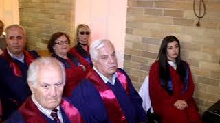عظة الأب بولس مارديني بعنوان لمن يزرع الله ؟في رعية مارالياس كنيسة ملاك روفائيل .في سدني
