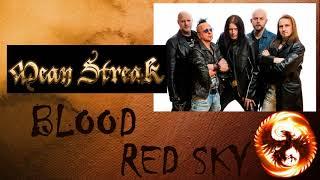 MEAN STREAK - BLOOD RED SKY