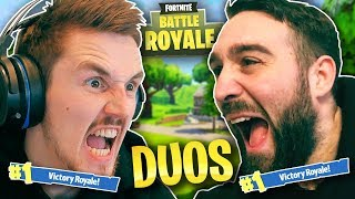 PLAYING FORTNITE WITH MY BROTHER! - Fortnite Battle Royale