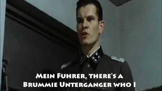 Hitler promotes an Unterganger: 0REDMONKEYSTUDIOS0
