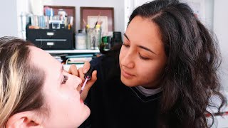 Pretty Girl Gives Ugly Girl A Makeover (major transformation)