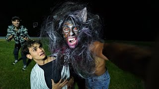 OUR BROTHER TURNED INTO A WEREWOLF!
