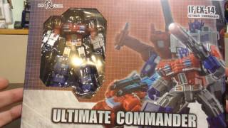 Iron Factory   IF EX 14 Ultimate Commander