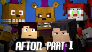 """BRINGING US HOME"" FNAF 4 Minecraft Music Video 