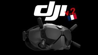 DJI FPV v2 ! REVIEW EN FRANCAIS !