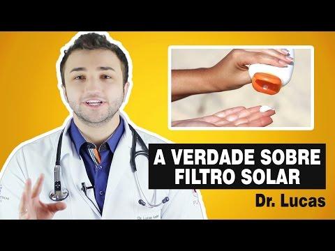 A Verdade Sobre Filtro Solar - Dr Lucas Fustinoni