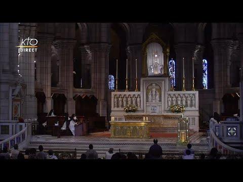 Prière du Milieu du jour du 18 septembre 2021 des Bénédictines du Sacré-Coeur de Montmartre