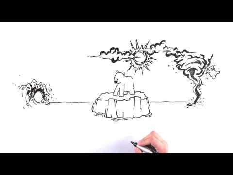 Una animación por la Antártida