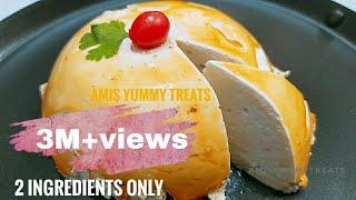 Snow Pudding/വീട്ടിലെപ്പോഴും ഉള്ള  2ചേരുവ കൊണ്ട് മഞ്ഞുപോലൊരു പുഡിങ്/Amis Yummy Treats