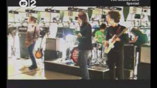 The Strokes - Is This It Live on MTV 2002 (HQ) RARE!!