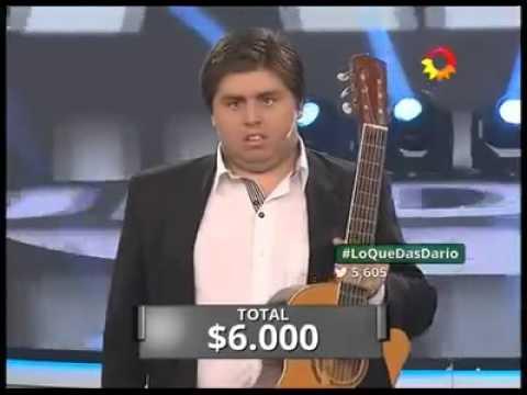 Darío Camano: El Guitarrista Invidente Que Enamora