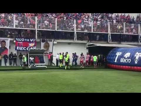 """Hinchada de tigre en zona de descenso ( Tigre 2 San Martin de Tucumán 2 )"" Barra: La Barra Del Matador • Club: Tigre"